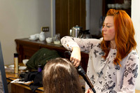 NV Hairdressing working their magic