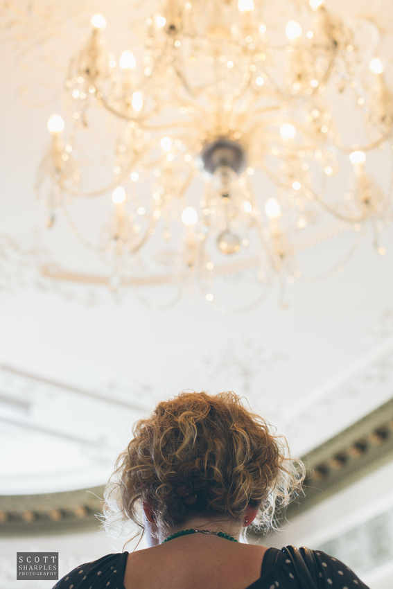 High ceilings, period plasterwork and fine details make the venue a pleasure to visit